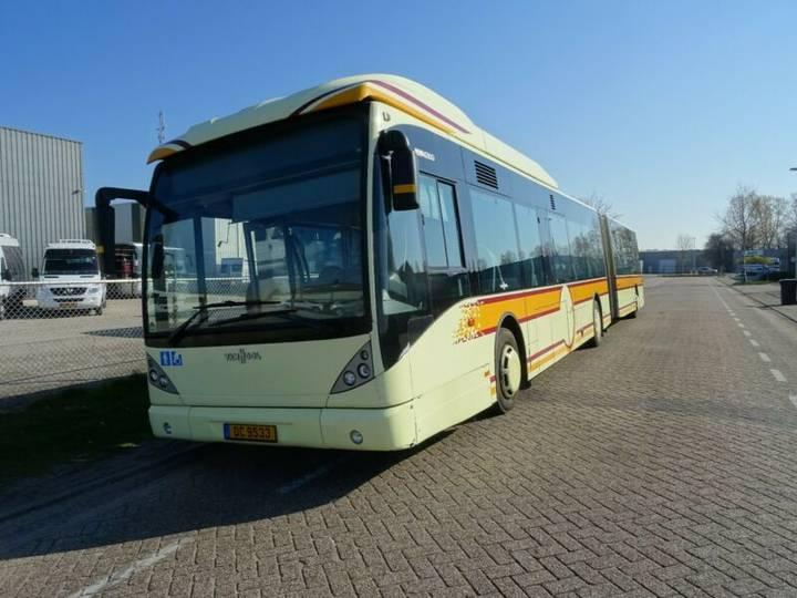 Vanhool Gelenkbus AG300 EURO5 - 67 Sitze - 2010