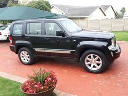 Jeep Cherokee CDI 2.80TD.Engine conversion Lexis 4.0 V8