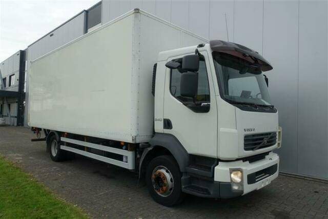 Volvo FL240 4X2 BOX MANUAL 12T. - 2007