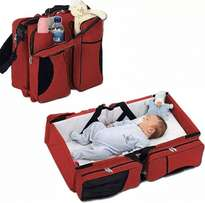 Stylish Baby bag and Travel bed