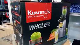 kuvings 3-in-1 juicer