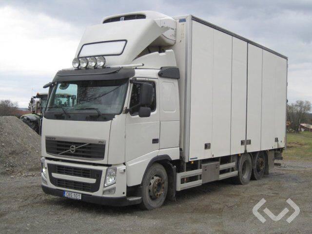 Volvo FH 460 6x2*4 Box (Cooler + bg-lift + side doors) - 11 - 2011