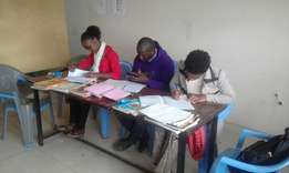 Ongata Rongai Private KCSE candidates Tuition and Registration.