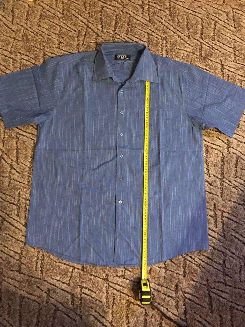 975a20bb1e07 Pánská košile AMJ style