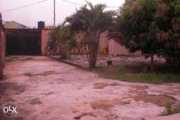 Half plot of Land for Sale in an Estate in Akute for N3.4m