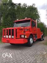 Scania R142.450 V8 6x2 Manual With Vulcan Body Recovery