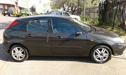Very clean Ford focus 1.6