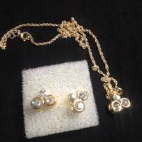 jewelry Set with pendant
