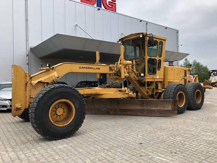 Caterpillar 14G - 1980