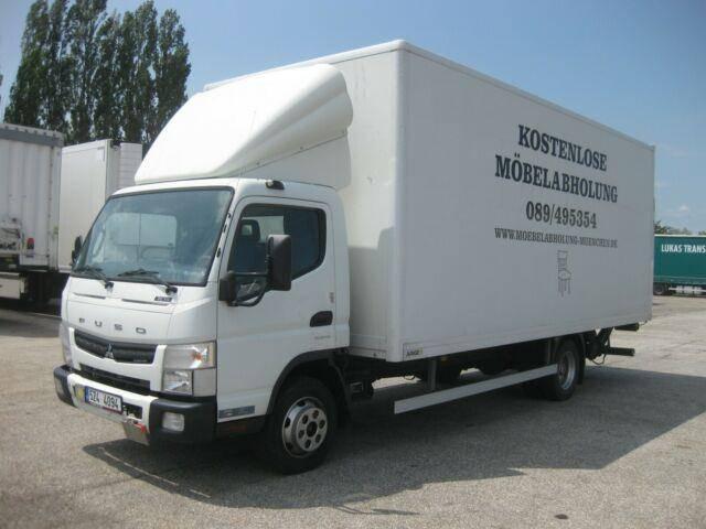 Mitsubishi Fuso Canter EEV - 2012