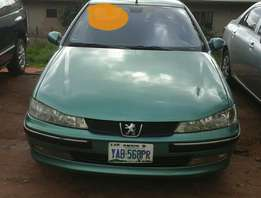Excellent Automatic Peugeot 406 for grab