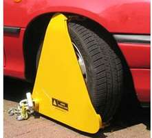 Wheel Clamp for Vehicles (London Triangle Clamp)