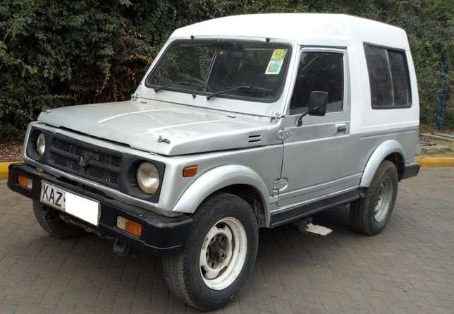 Maruti Gypsy King.Manual EFI. Perfect cargo vehicle. Rear Leaf Spring Karen - image 1
