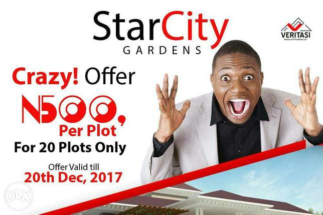 Affordable land...hurry while there is still time Eti Osa - image 1