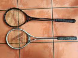 Squash Racquets For Sale. Get 2 For Only R120.00