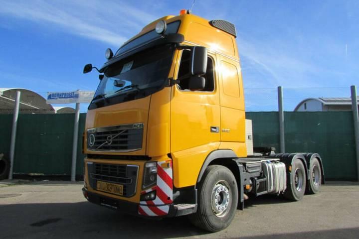 Volvo FH 16-600 6x4 BL - 120 to Gesamtzuggewicht - 2012