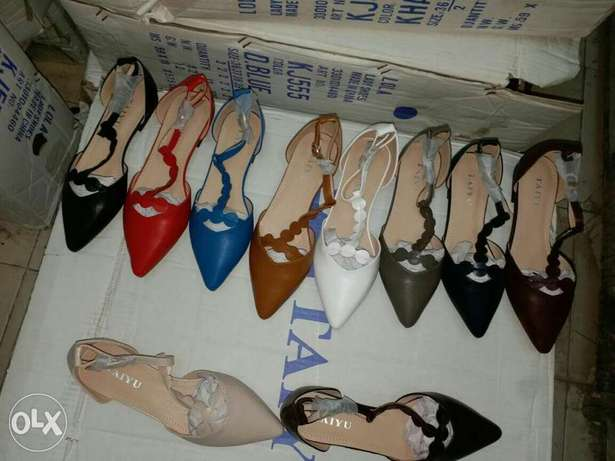 New design flat doll shoes Nairobi CBD - image 1