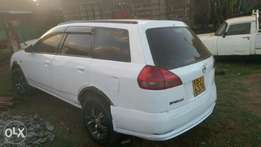 Nissan wingroad in good condition and good performance