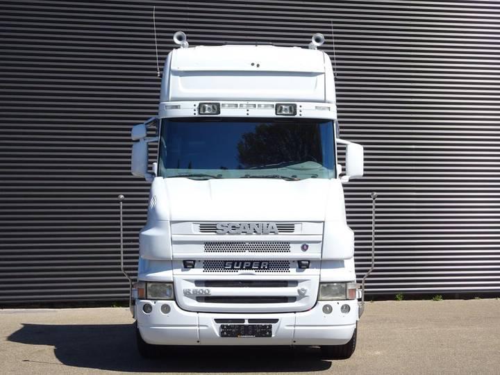 Scania T500 V8 TORPEDO RETARDER HYDRAULIC - 2005 - image 2