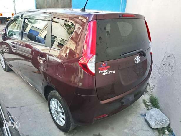 2011 model Passo Sette Toyota KCP number Mombasa Island - image 2
