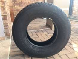 New Continental Cross Cross Contact Tyres 255/70R16