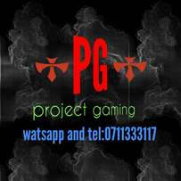 Project games read more