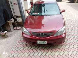 Registered Toyota Camry 2004 very neat and sound