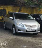 Toyota Axio: Exclusive offer for family car,spacious and elegant.