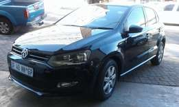 2012 polo 6 comfort line 1.4 in a good condition.