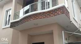 Luxury Furnished 4 Bedroom Semi Detached Duplex Lekki