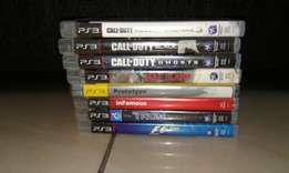 ps3 games for sale. all in good condition.