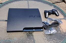ps3 slim chipped with multi-man free 10games