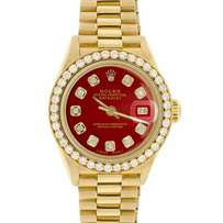 Rolex Presidential 18k Yellow Gold