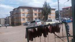 Nyayo-highrise 2bedroomed flat to let