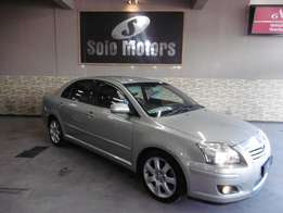 2006 Toyota Avensis 2.0 (108kw) Advanced in Silver