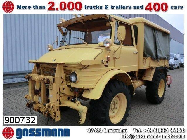Unimog U 406 4x4 U 406 4x4 - 1968