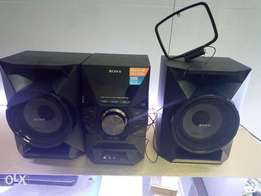 New Sony HCD-ecL7d Home Audio system..on OFFER!!