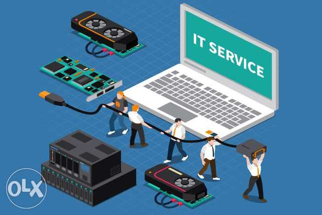 IT Service Home & Business