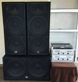 Speakers Amplifier In Tv Audio Visual In Western Cape Olx South