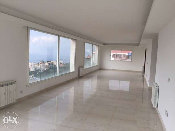 HOT DEAL /CHECK / NEW APARTMENT for rent rabieh 250m 1 flat maten