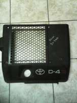Toyota Hilux D4D top engine cover for sale...