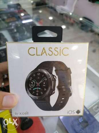 X.Cell Smartwatch with 1 year warranty