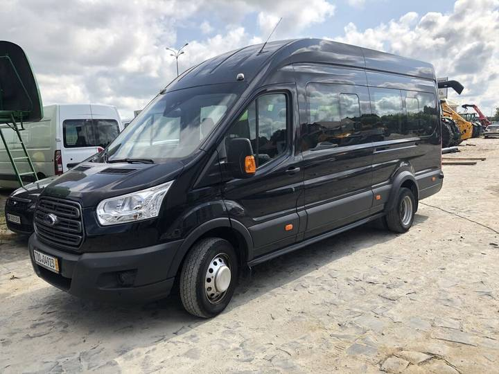 Ford Transit - 2015