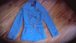 Короткий плащ( куртка) размер 46 2a1ebe7180cc0
