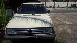 URGENT SALE: Volkswagen Jetta 2 - 1988 Model, 1.6 Carburator