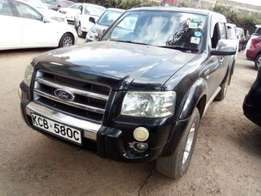 Ford Ranger Double cabin Maintained by CMC Leather Interior