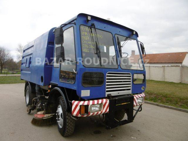 IFA KM 2301 (ID10104)  road sweeper - 1988