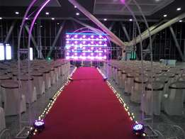 presidential red carpets for hire