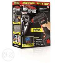 Air Hawk Tire Inflator for car or bike tires