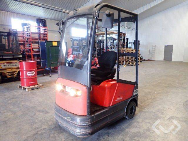 Linde P60Z Truck with cab - 11 - 2011
